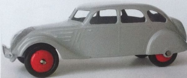 CLUB DINKY FRANCE MODEL No. CDF23 PEUGEOT 402